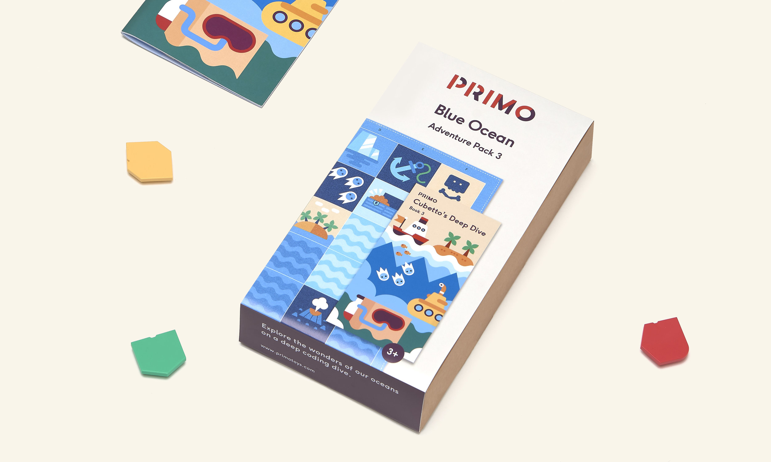 Playful Rebranding Packaging Design of Playset and all Expansion Packs / World Brand & Packaging Design Society