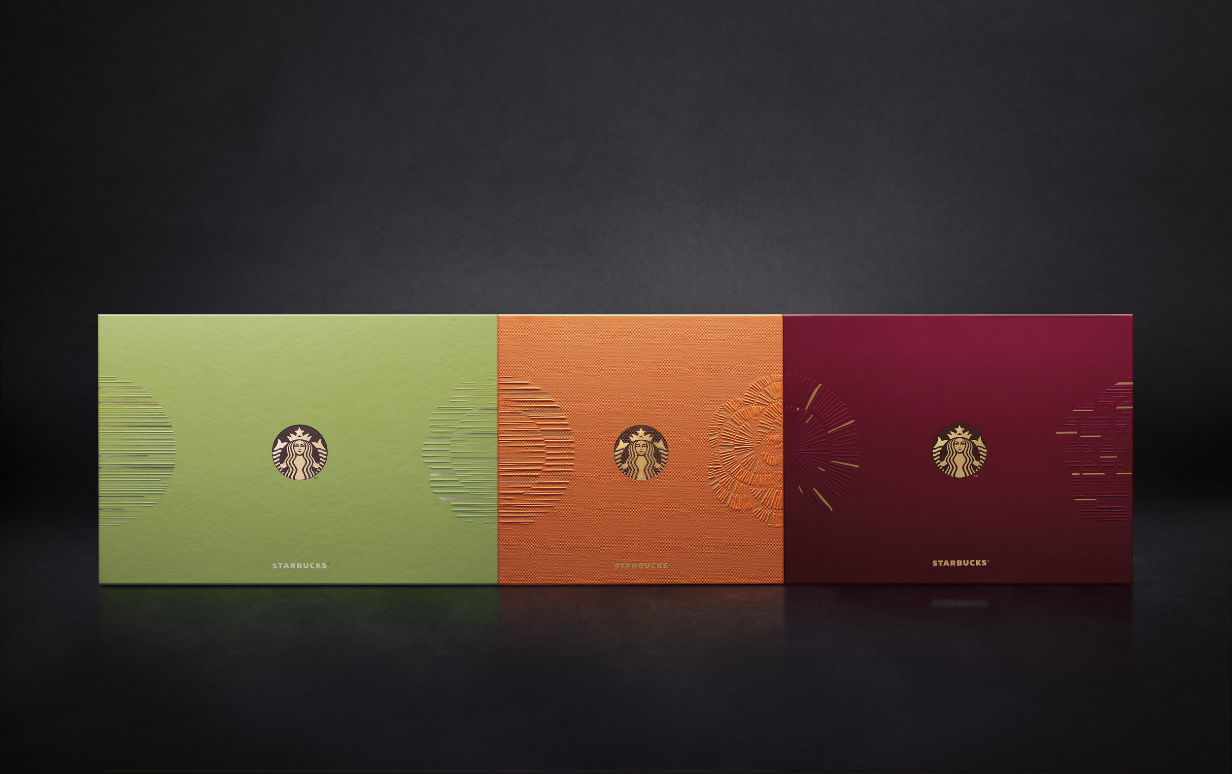 Starbucks Mooncakes for Chinese Market / World Brand & Packaging Design Society