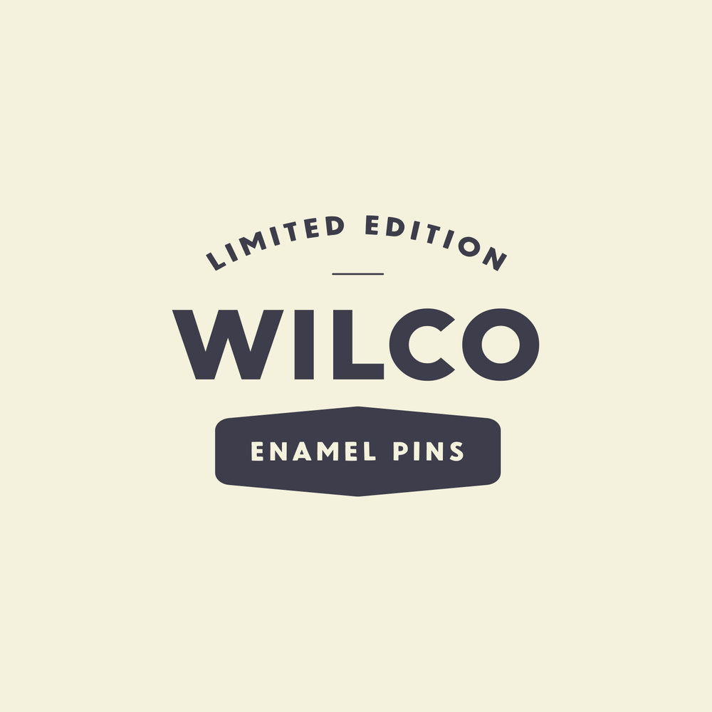 Graphics and Packaging Design for Limited Edition Enamel Pin