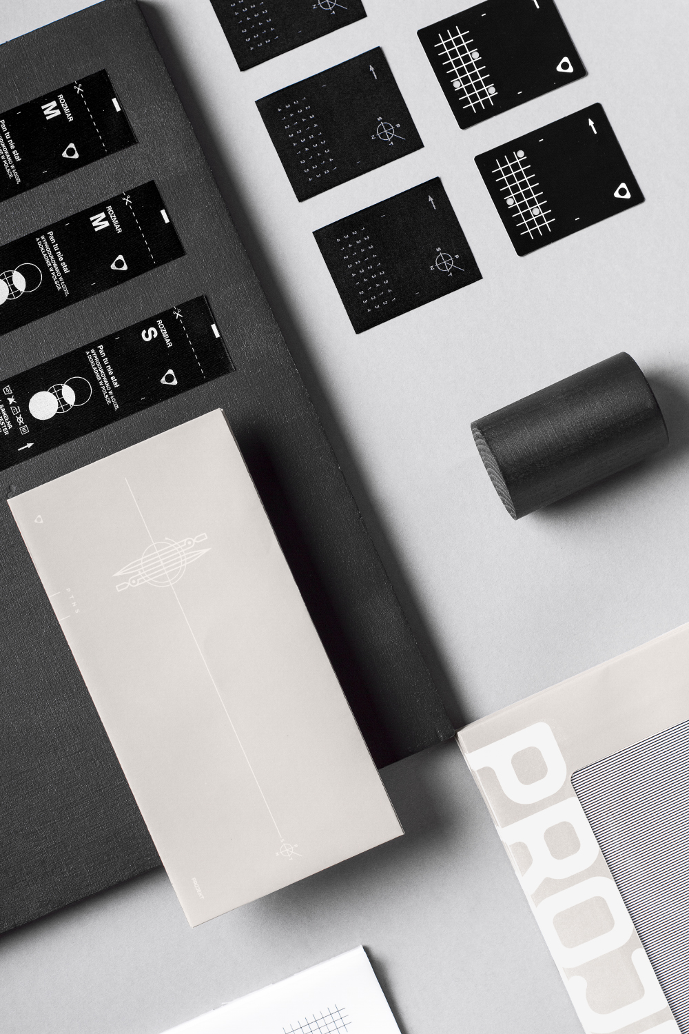 Project Series Branding for Polish Design Works Collection for Art Museum / World Brand & Packaging Design Society