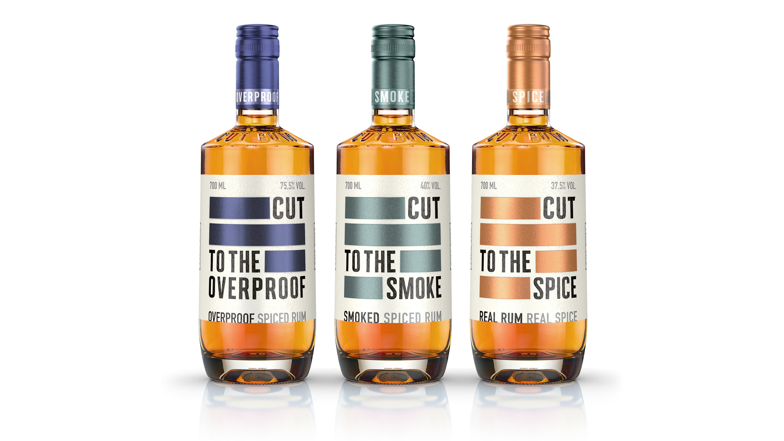 Brand Positioning, Identity and Packaging Design for a Disruptive New Rum Brand / World Brand & Packaging Design Society