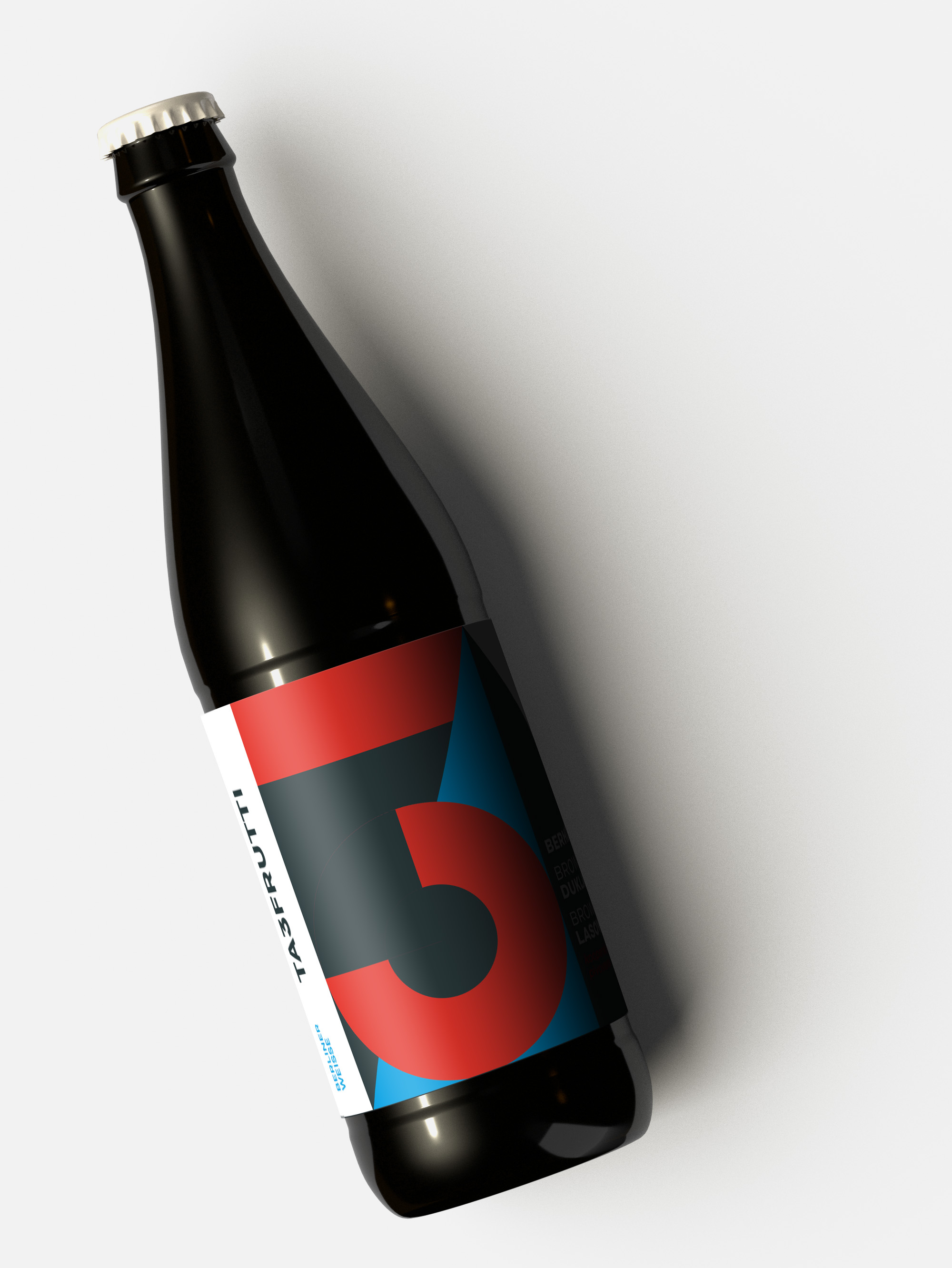 Brand Creation and Packaging Design for Cooperation Beer of Three Breweries / World Brand & Packaging Design Society