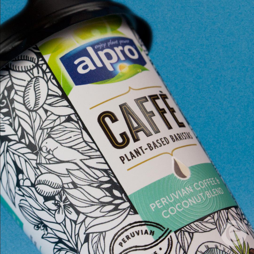 Discovering Alpro's Even Better Blended / World Brand & Packaging Design Society