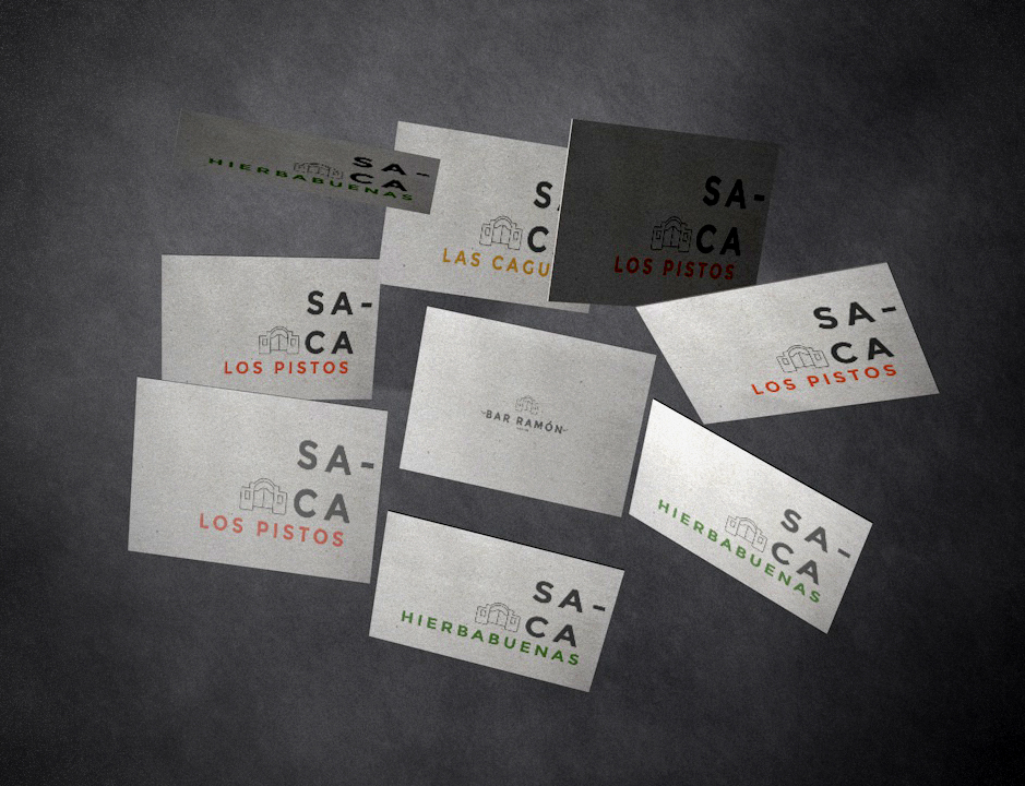 Agency Concept Redesign and Brand Identity for Mexican Bar / World Brand & Packaging Design Society