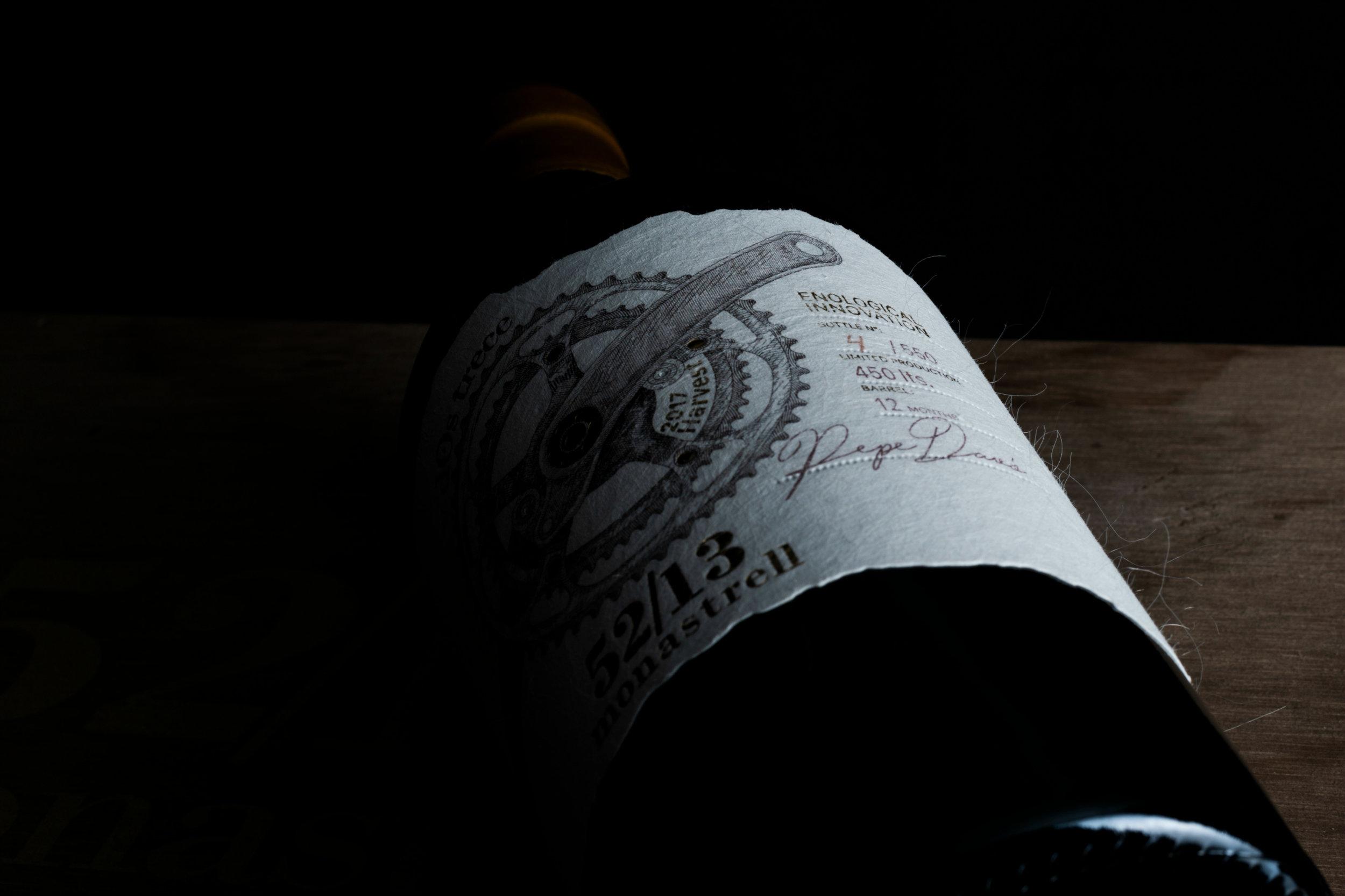 Premium Packaging Design for Spanish Wine / World Brand & Packaging Design Society