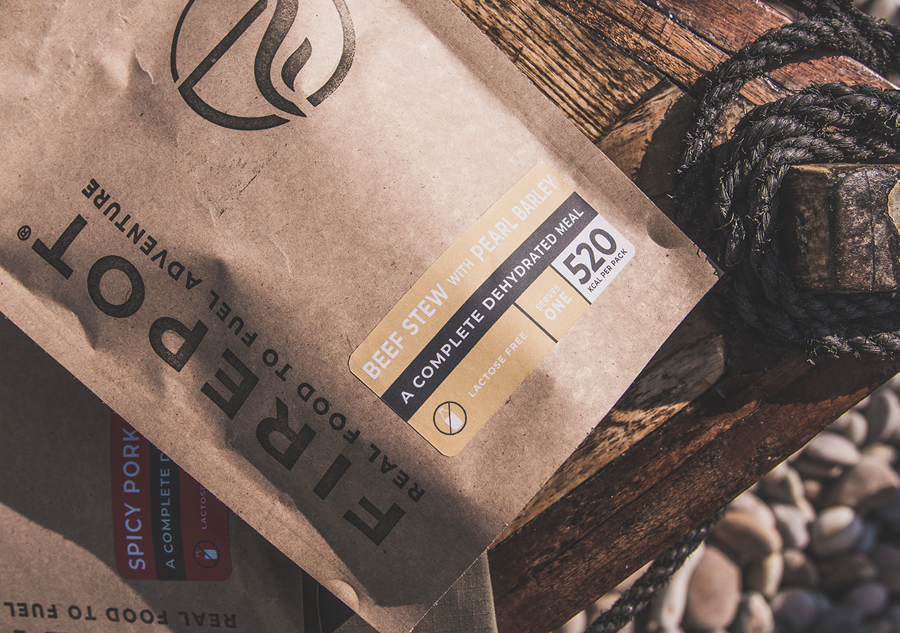 Firepot Foods Rebrand by the The Collaborators / World Brand & Packaging Design Society