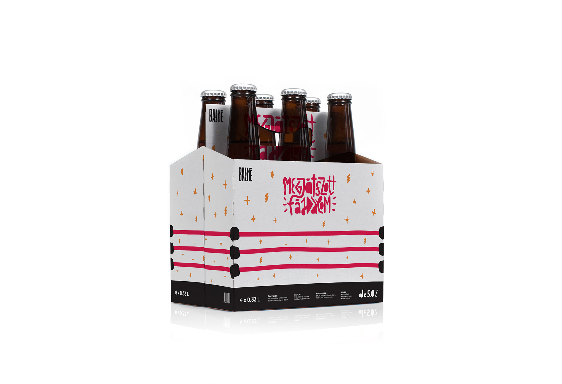 BALHÉ Craft Beer Packaging Design Student Project / World Brand & Packaging Design Society