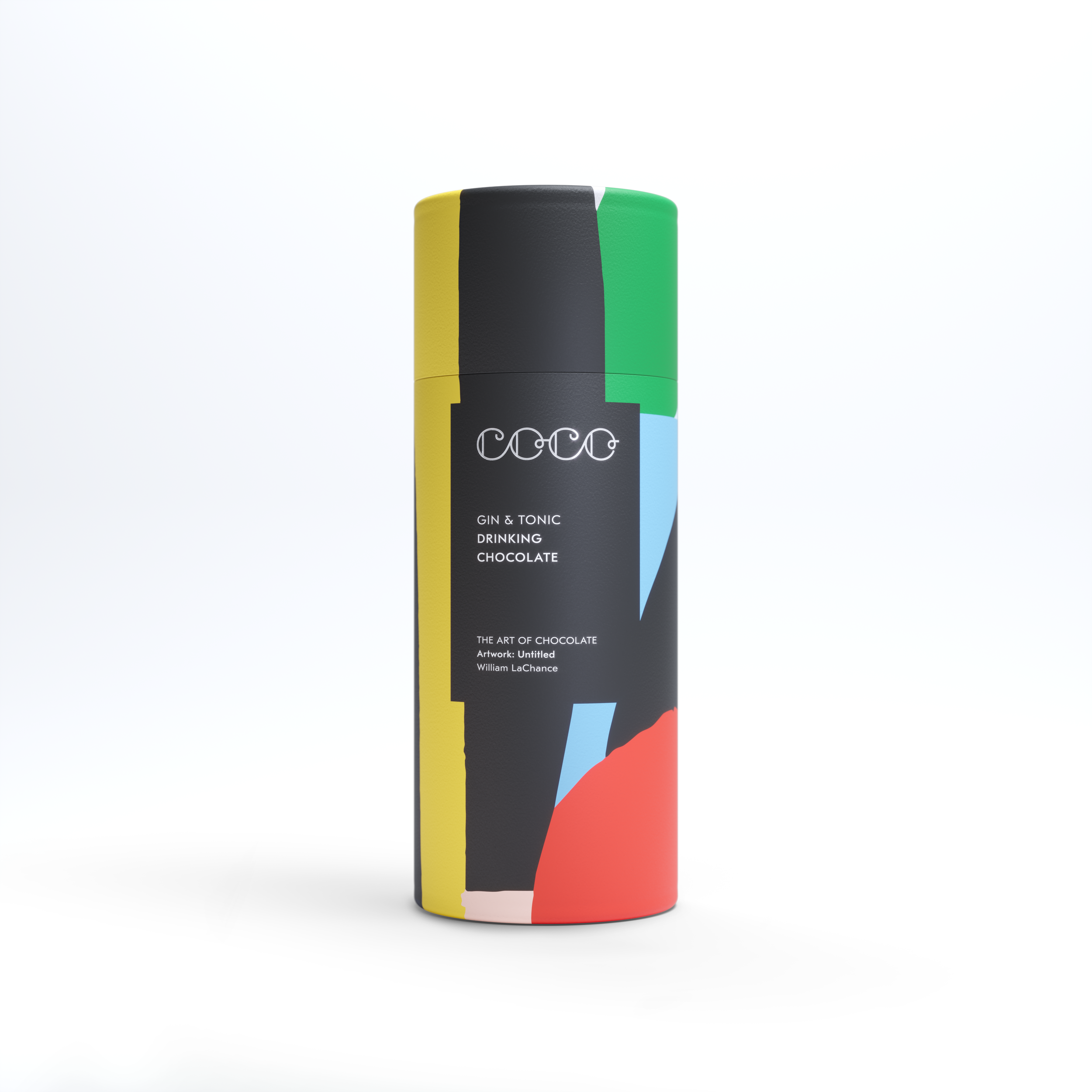 COCO Drinking Chocolate Tubes Packaging Design / World Brand & Packaging Design Society
