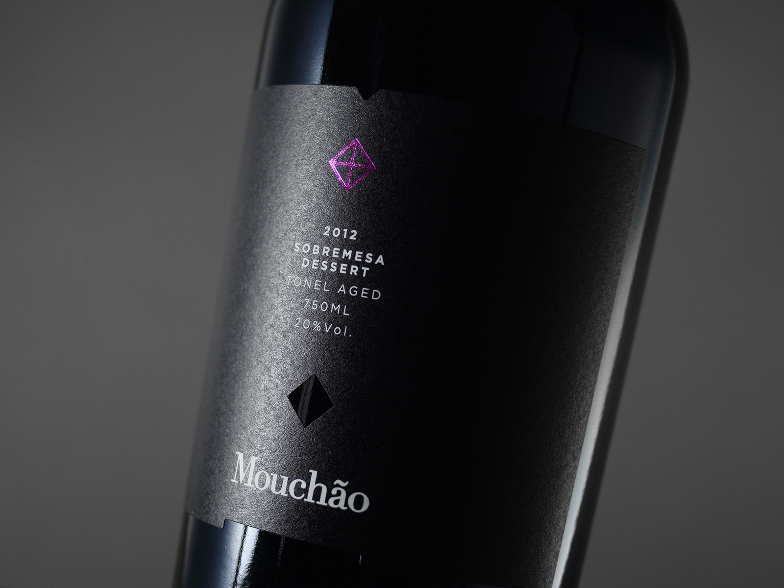 Mouchao Fortified Wines Rebrand / World Brand & Packaging Design Society