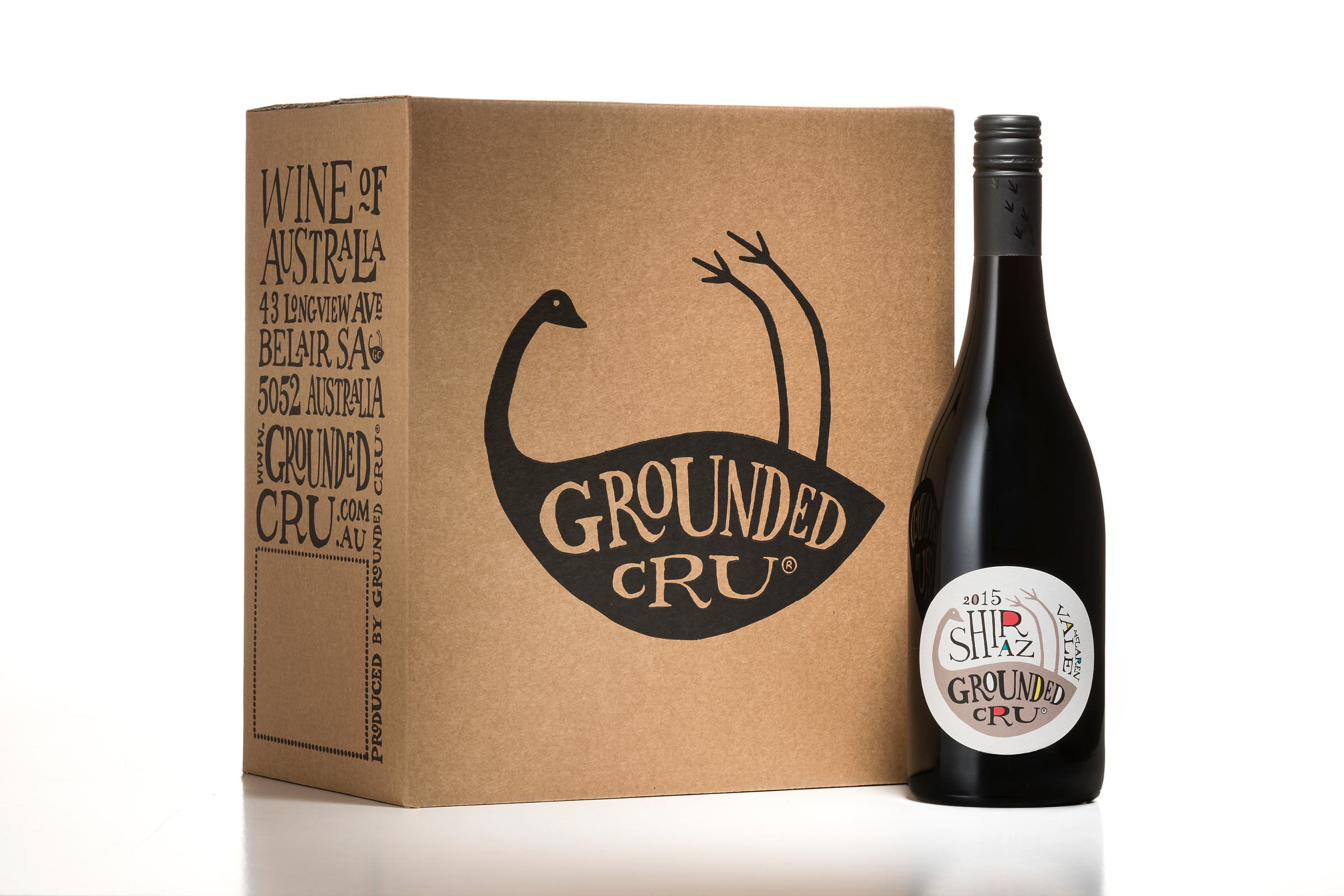 Down to Earth Australian Wine Brand and Packaging / World Brand and Packaging Design Society