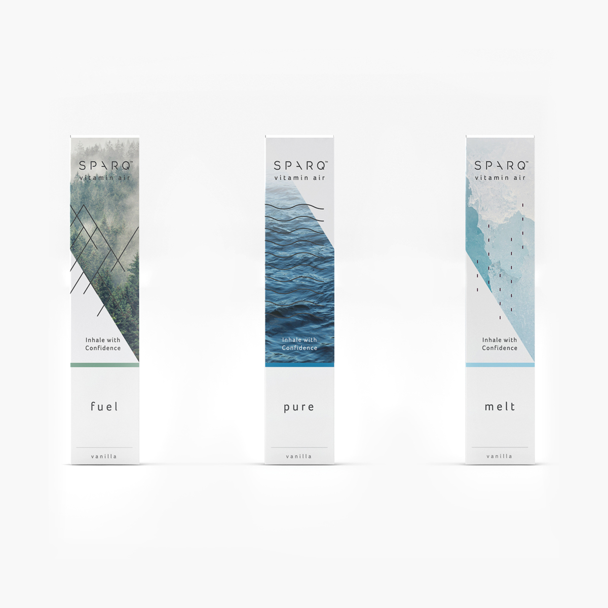 World's First Eco-Friendly Vitamin Inhalation Device / World Brand and Packaging Design Society