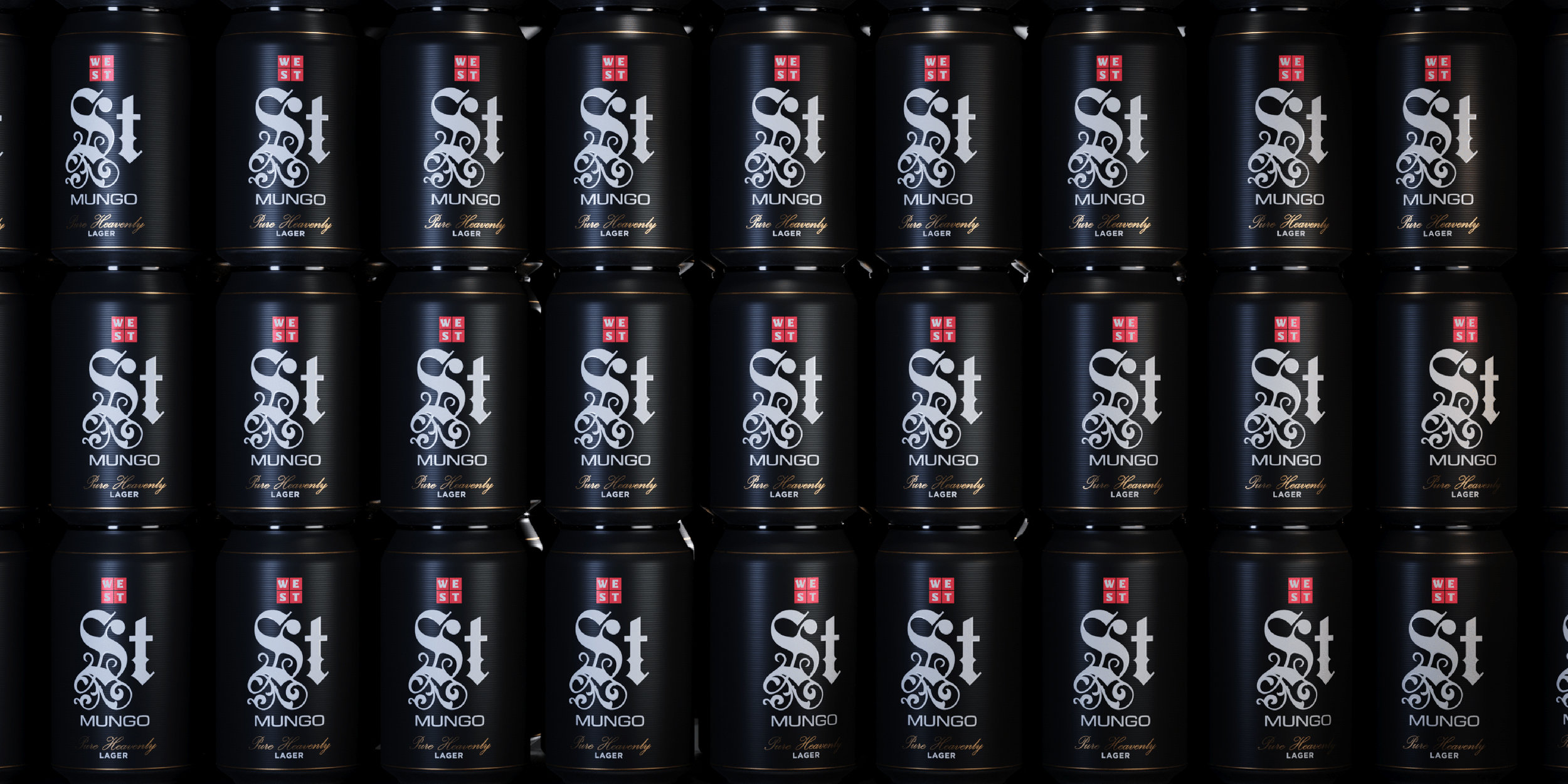 Thirst Craft Unite WEST's Can Range Through Colour / World Brand and Packaging Design