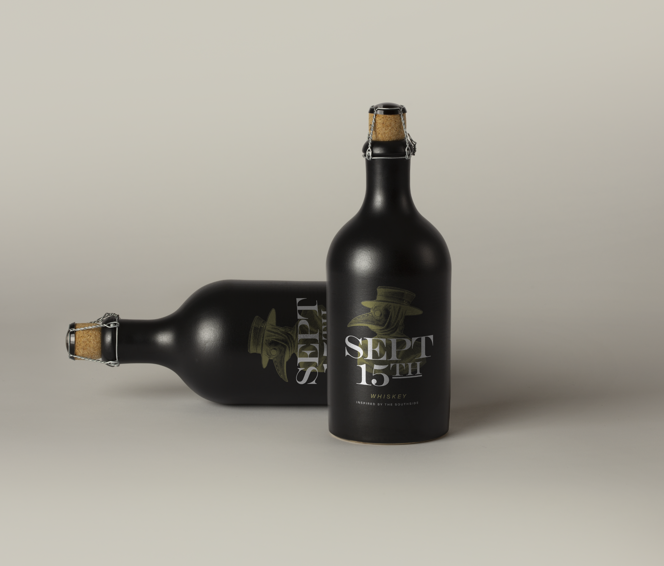 South Side Vintage Whiskey Identity Design / World Brand and Packaging Design Society