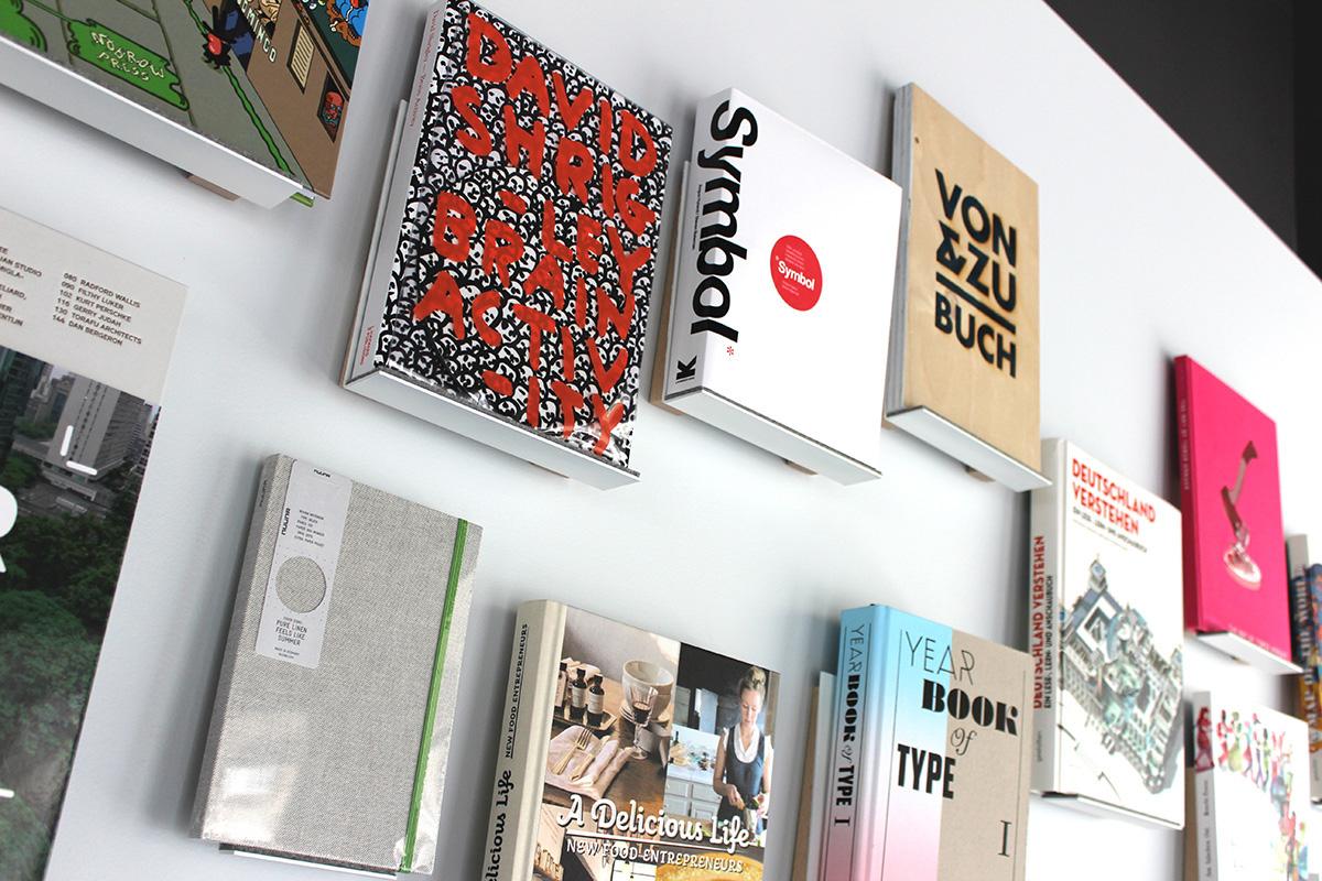 VON & ZU BUCH Book Shop Identity / World Brand and Packaging Design Society