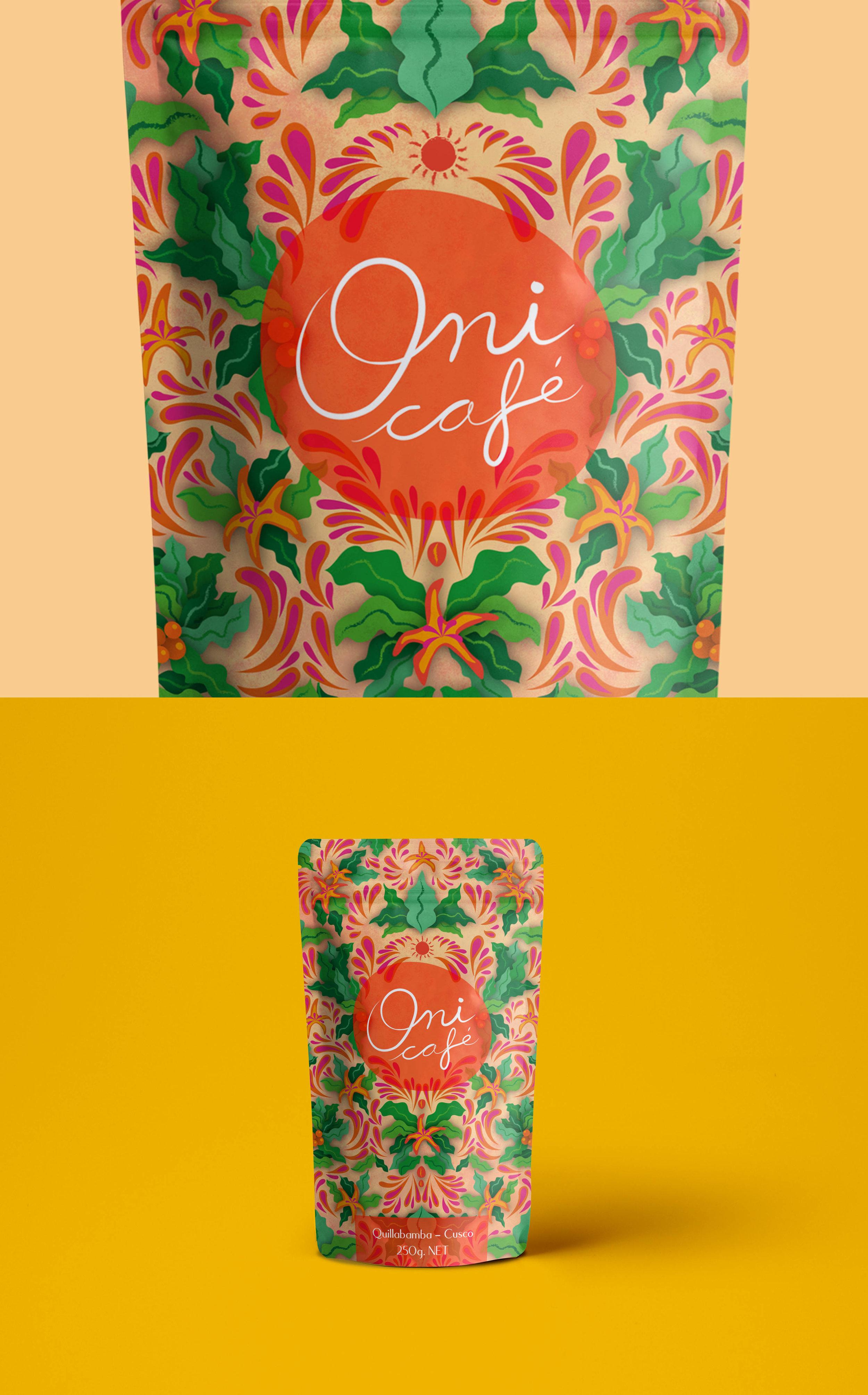 Coffee Brand Revalues Visual Elements of Cusco's Craftsmanship-Imagineria / World Brand Design Society