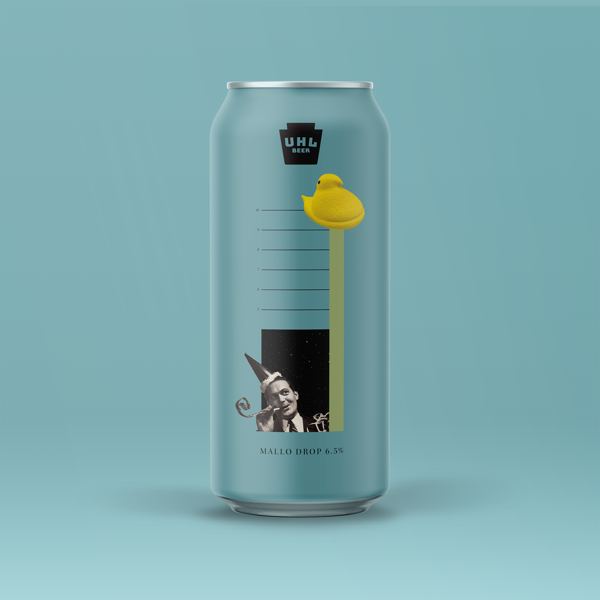 Uhl Brewing Can Design / World Brand Design Society