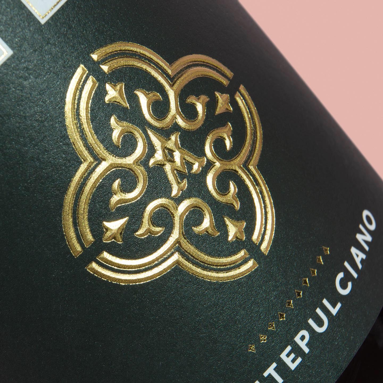Altero Wines Packaging Design / World Brand Design Society