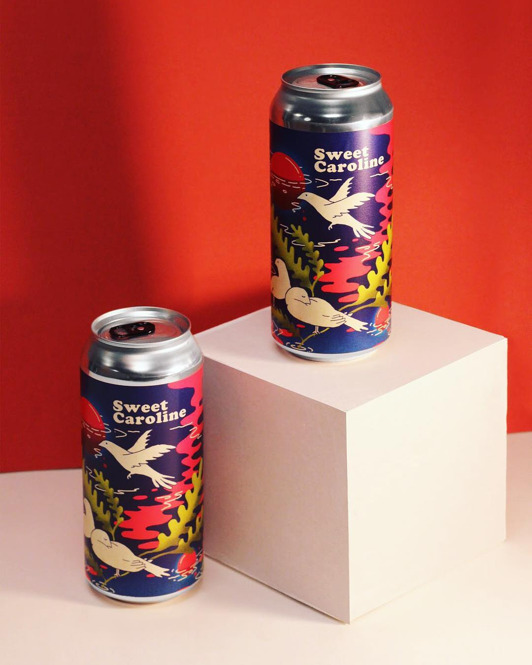 Sweet Caroline Beer Design / World Brand Design Society