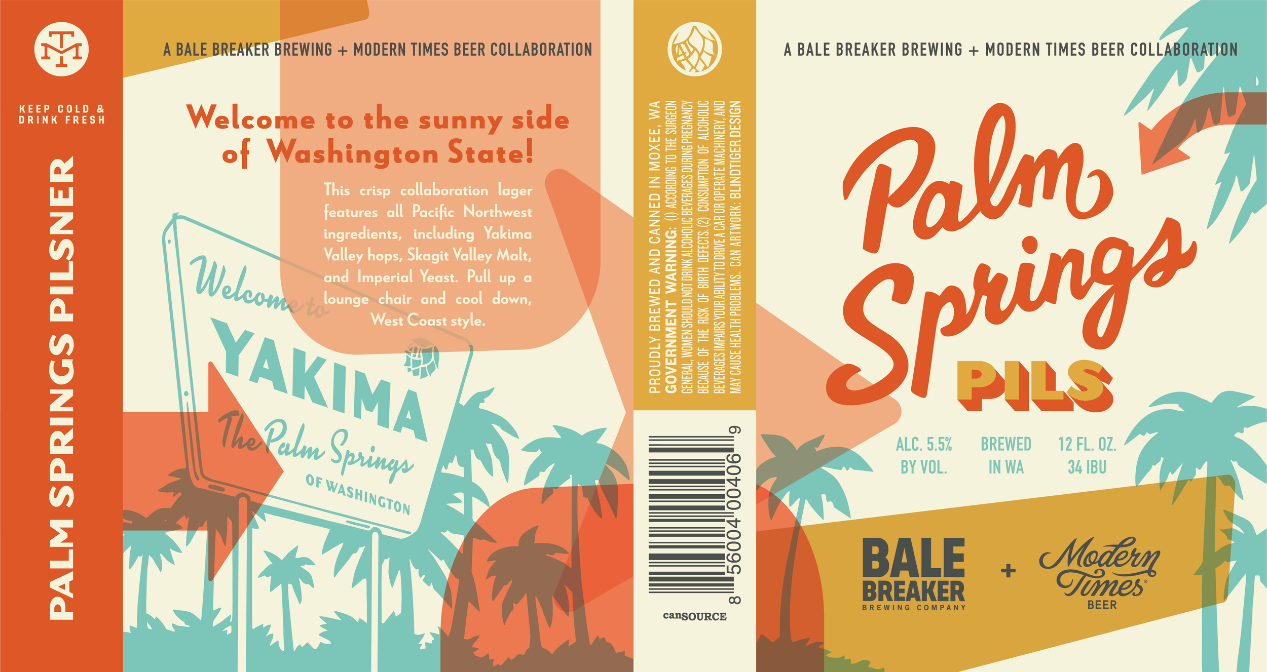 Paying Homage to the Palm Springs of Washington / World Brand Design Society
