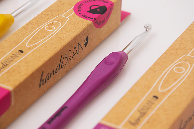 Packaging Design for Crochet Hooks / World Brand Design Society