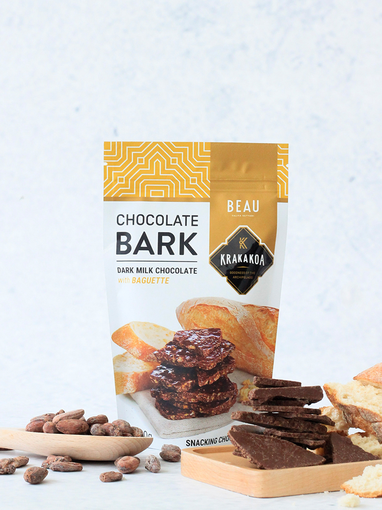 New Concept Krakakoa Chocolate Bark / World Brand Design Society
