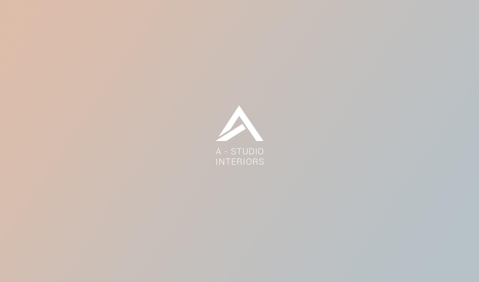 Rebranding of A-studio Interiors / World Brand Design Society