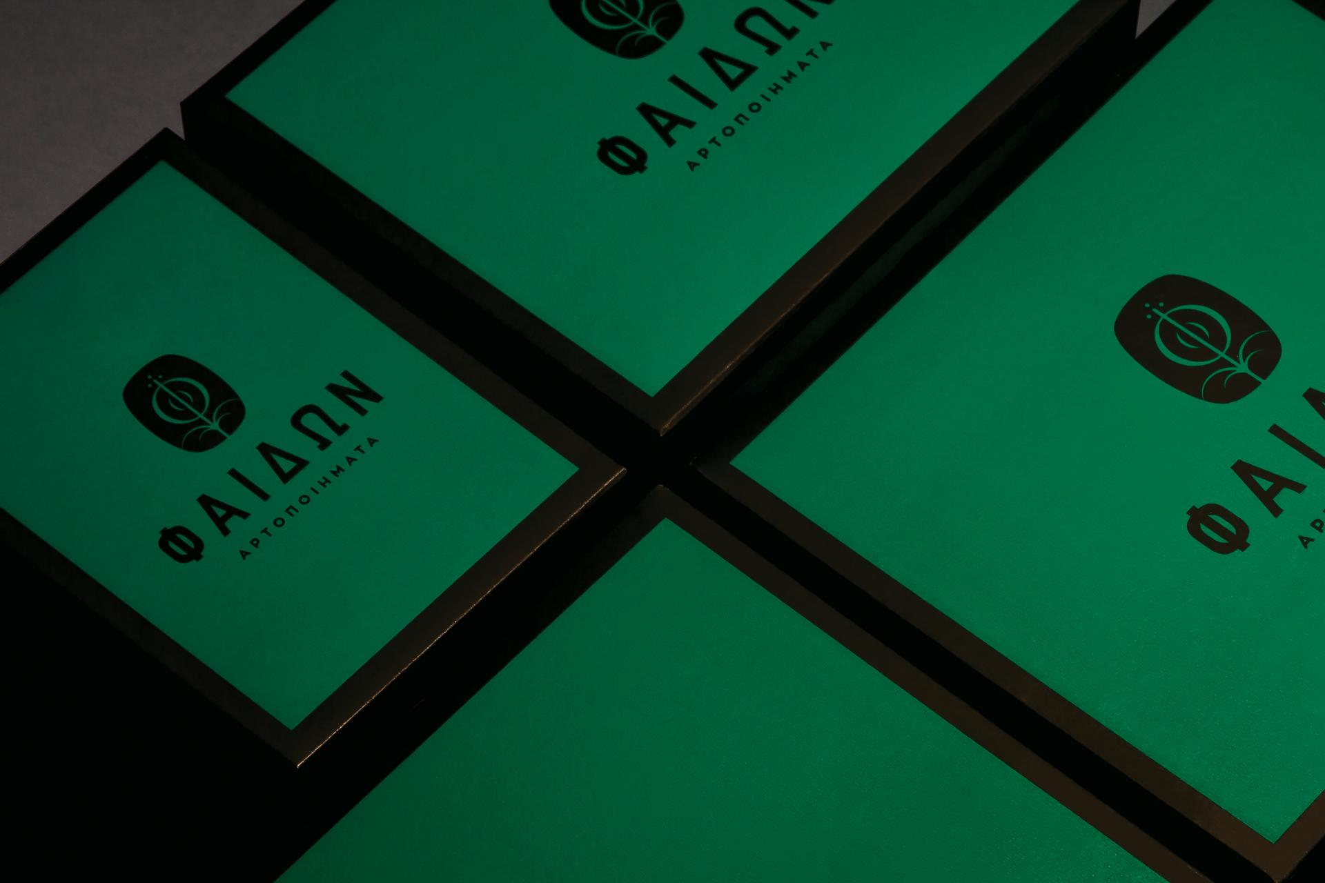 Logo Design and Corporate Identity for Faidon Baked Goods / World Brand Design Society