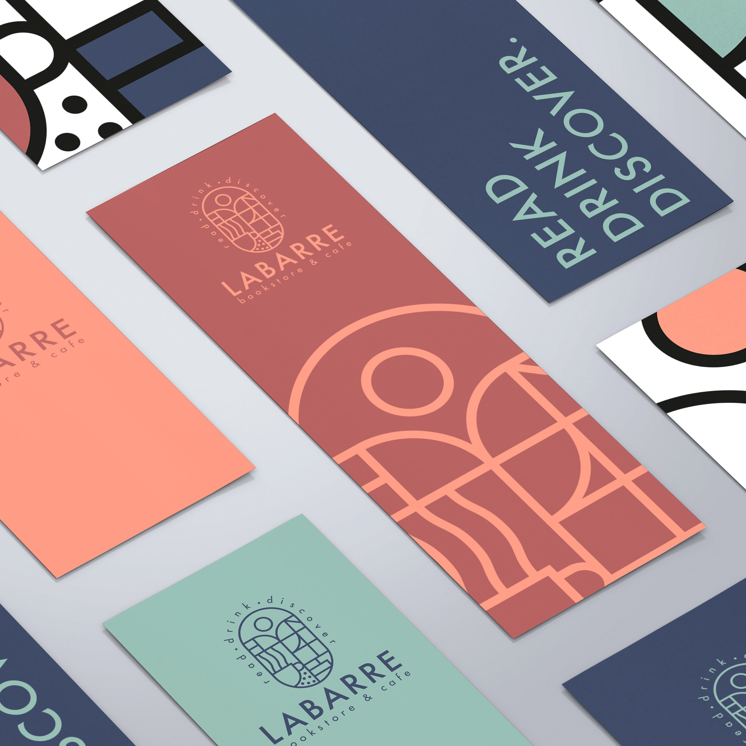Branding and Packaging for Bookstore and Cafe from Turkey / World Brand Design Society