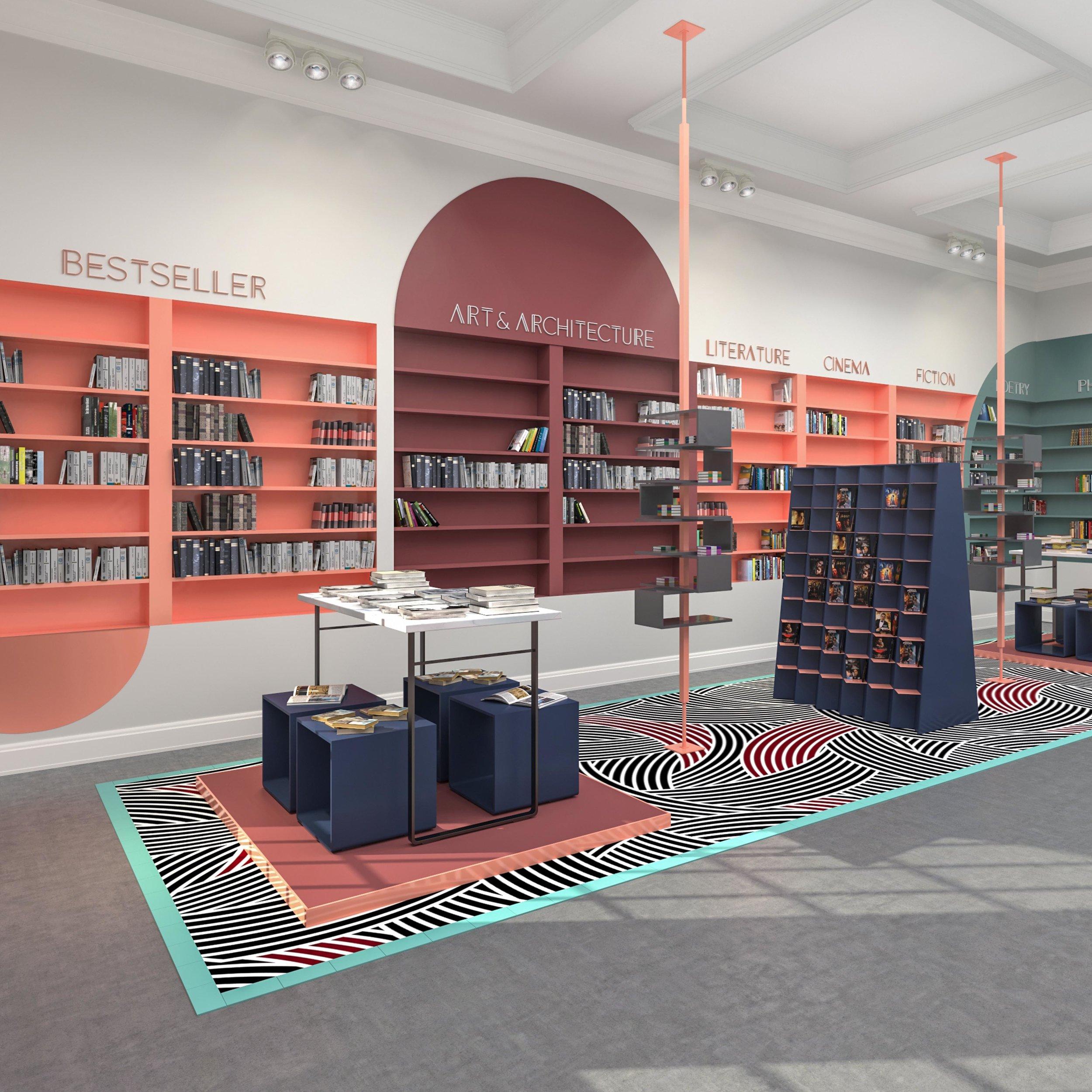 Onto Design Studio - Labarre Bookstore & Cafe11.jpg