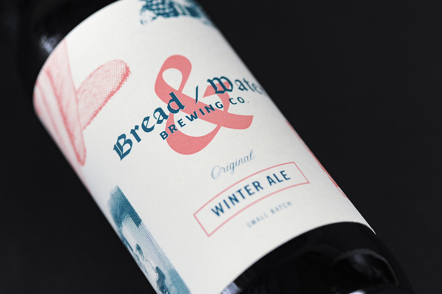 Bread and Water Brewing Company Package Design / World Brand Design Society