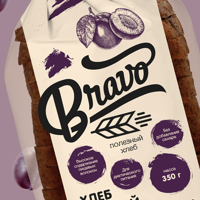 Bravo Bread Packaging Design / World Brand Design Society