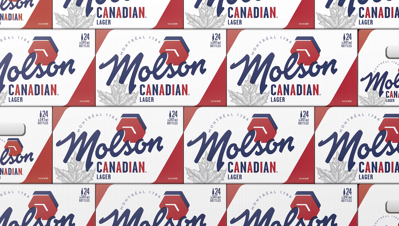 BrandOpus Reimagines the Molson Beer Portfolio / World Brand Design Society