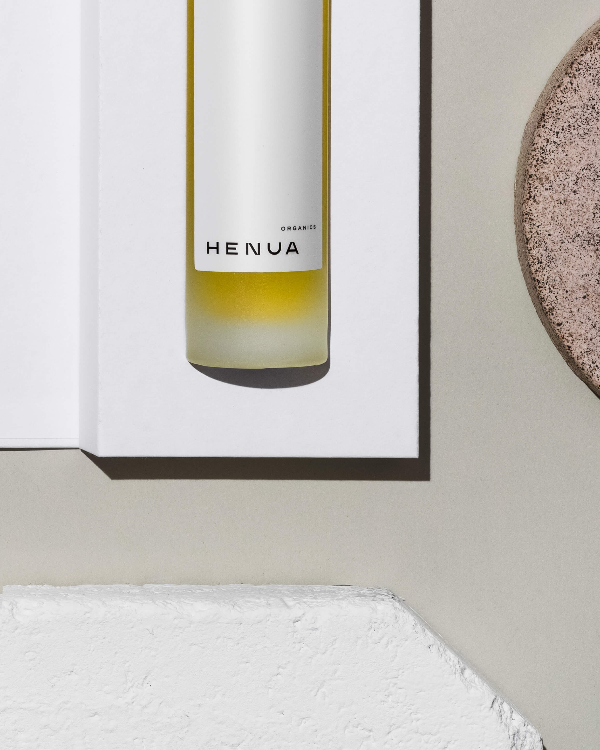 Branding, Art Direction and Packaging Design for Henua Organics, A New Finnish Luxury Skincare Brand  / World Brand Design Society