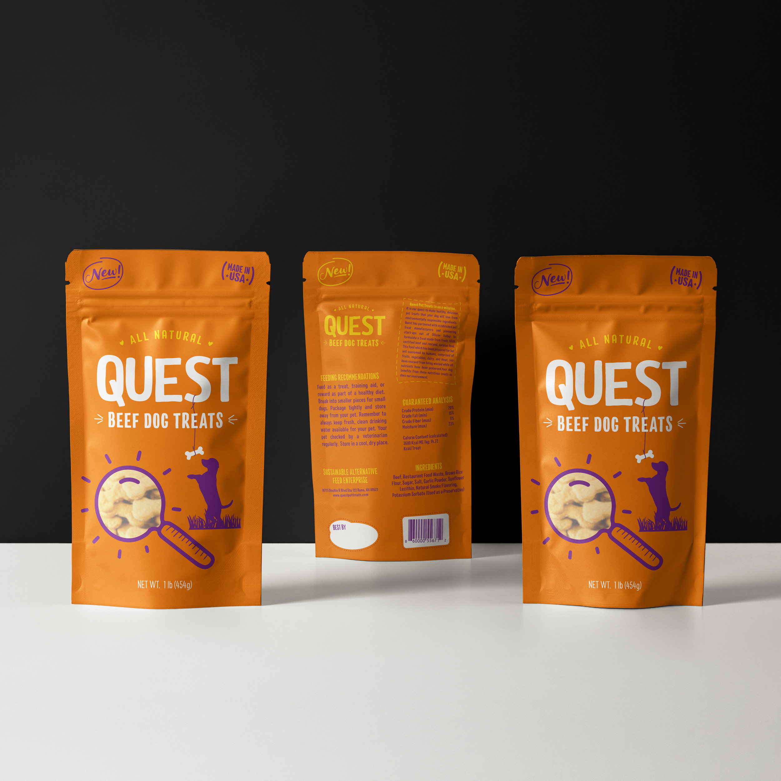 Quest Packaging Design / World Brand Design Society