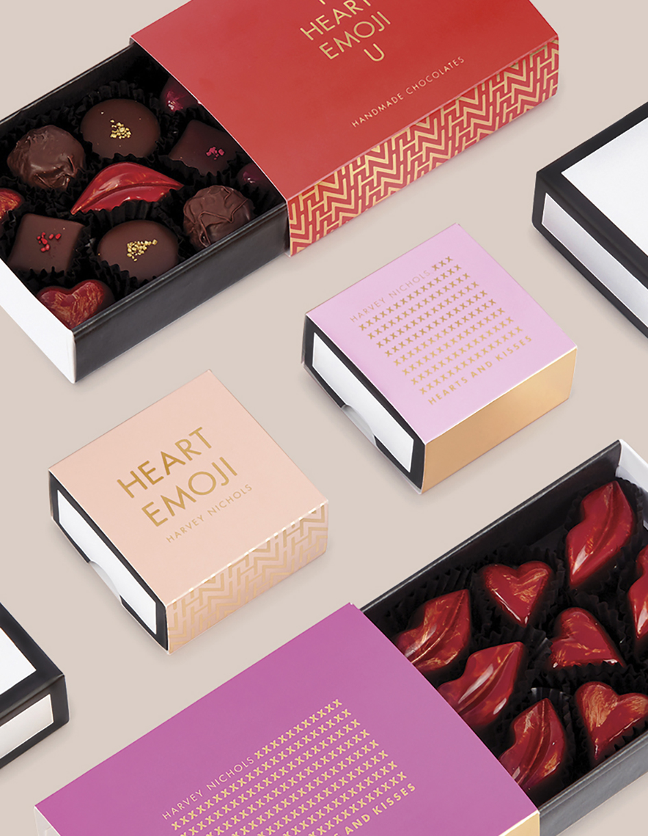 "Smith&+Village reveals Its ""Fiercely"" Stylish Take on Valentine's Day with a New Own Label Range for Harvey Nichols / World Brand Design Society"