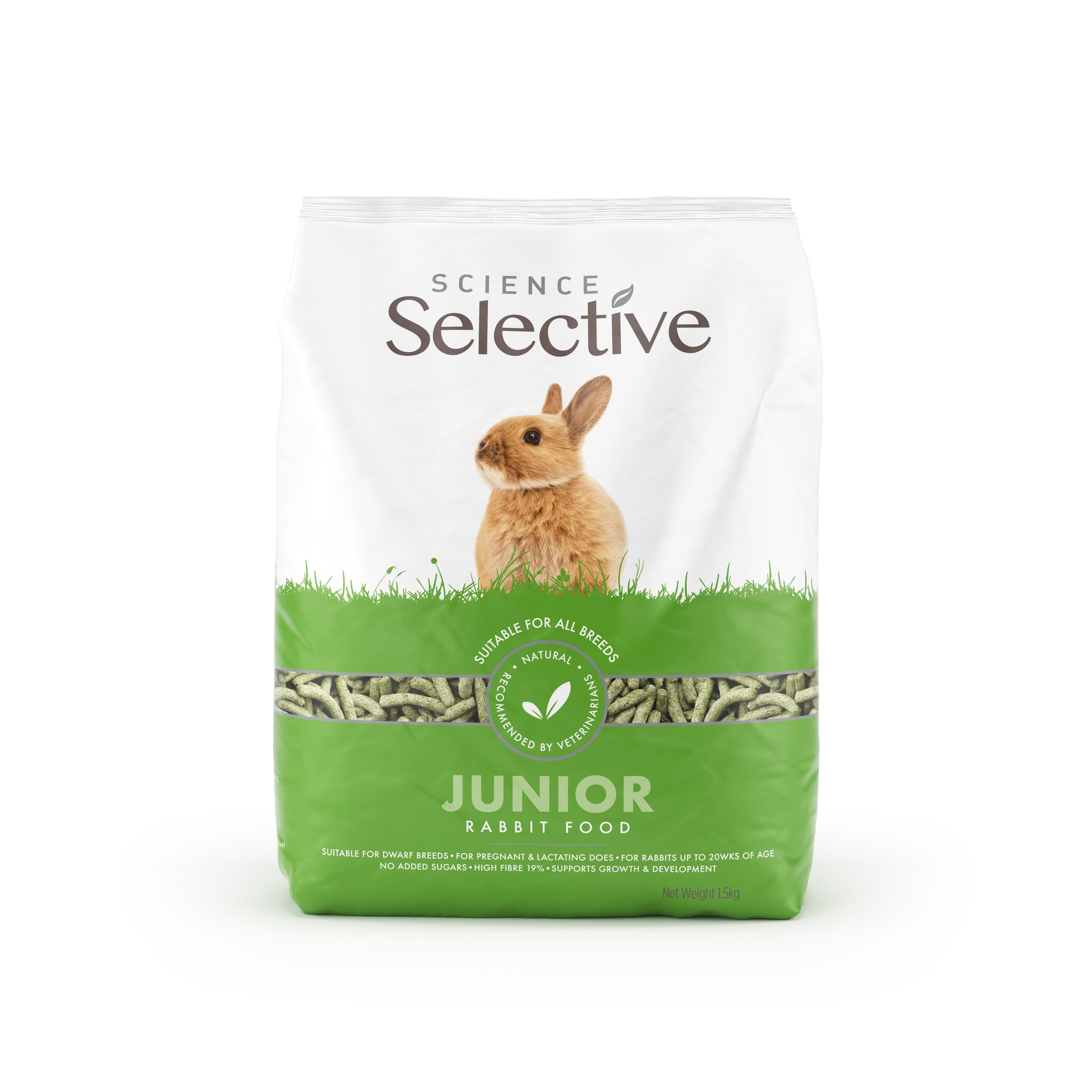 New Design for Supreme Petfoods' Selective Range by Cowan London / World Brand Design Society