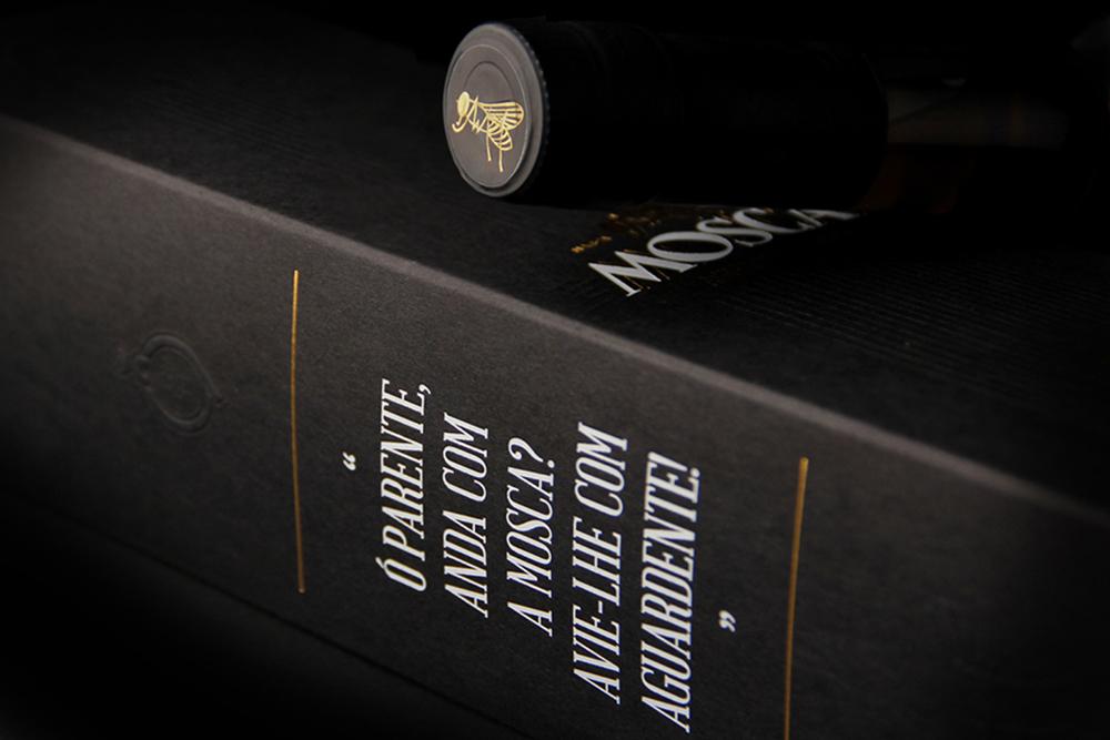 Mosca's Rebranding Signed by Omdesign / World Brand Design Society