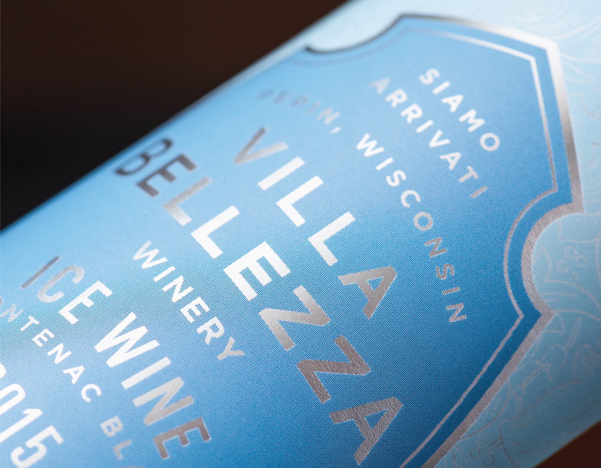 Branding and Packaging for Villa Bellezza Winery / World Brand Design Society