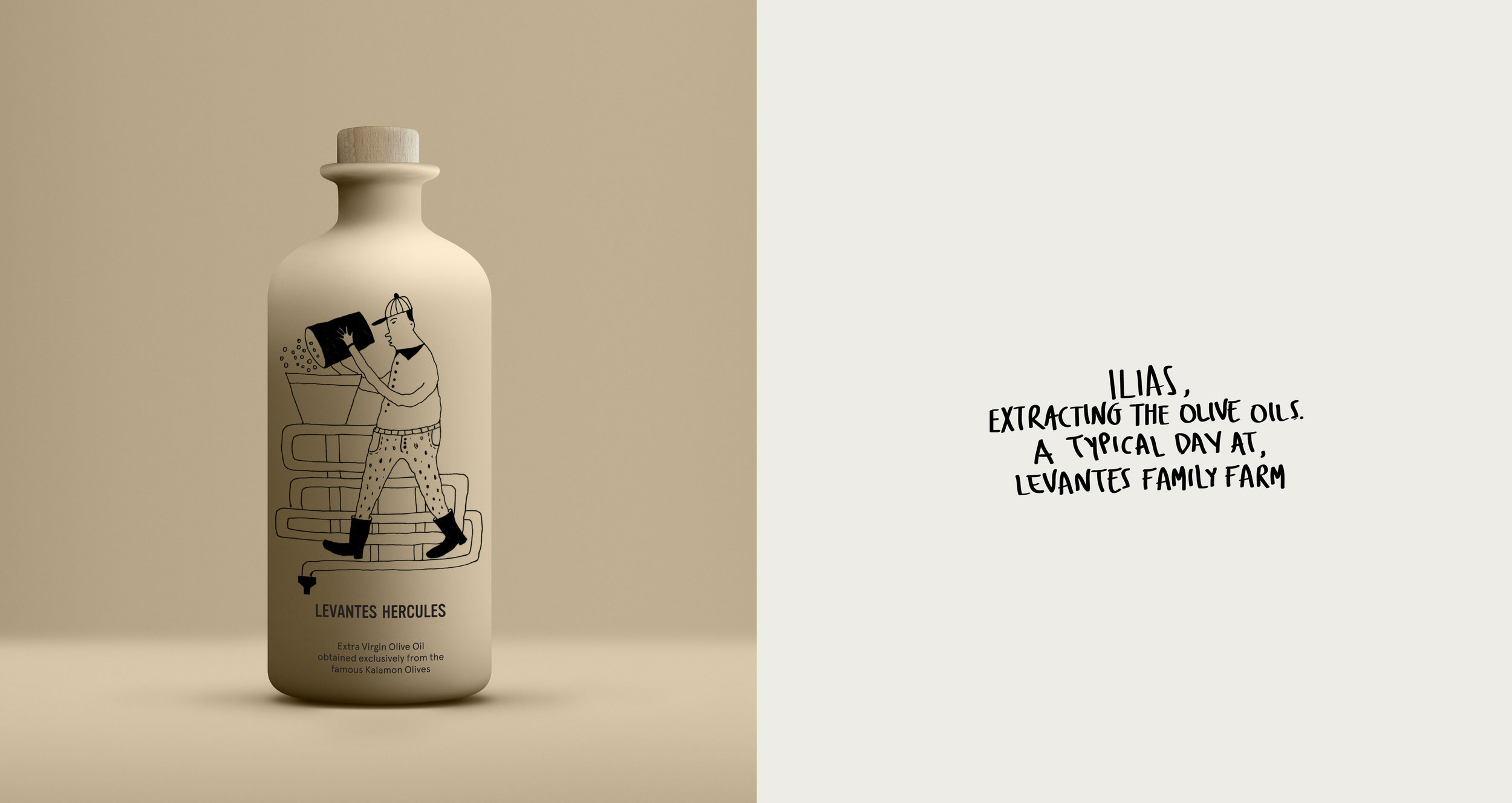 Levantes Family Farm Packaging / World Brand Design Society