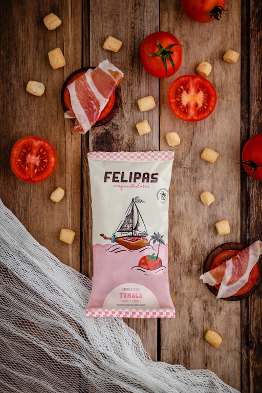 Packaging Design for Felipas Fries  / World Brand Design Society