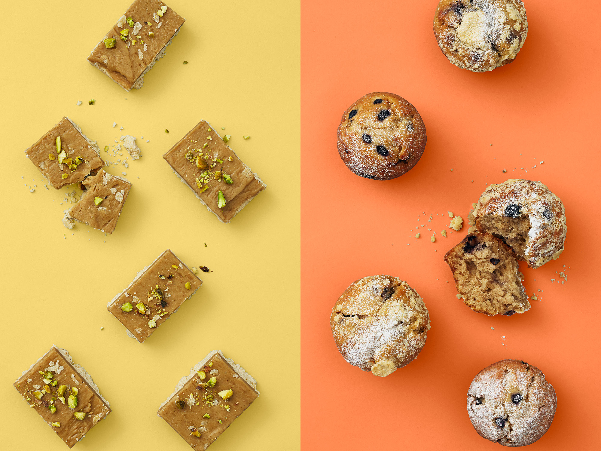 Premium Credentials for a Boutique Range of 'Free From' Baking Mixes / World Brand Design Society