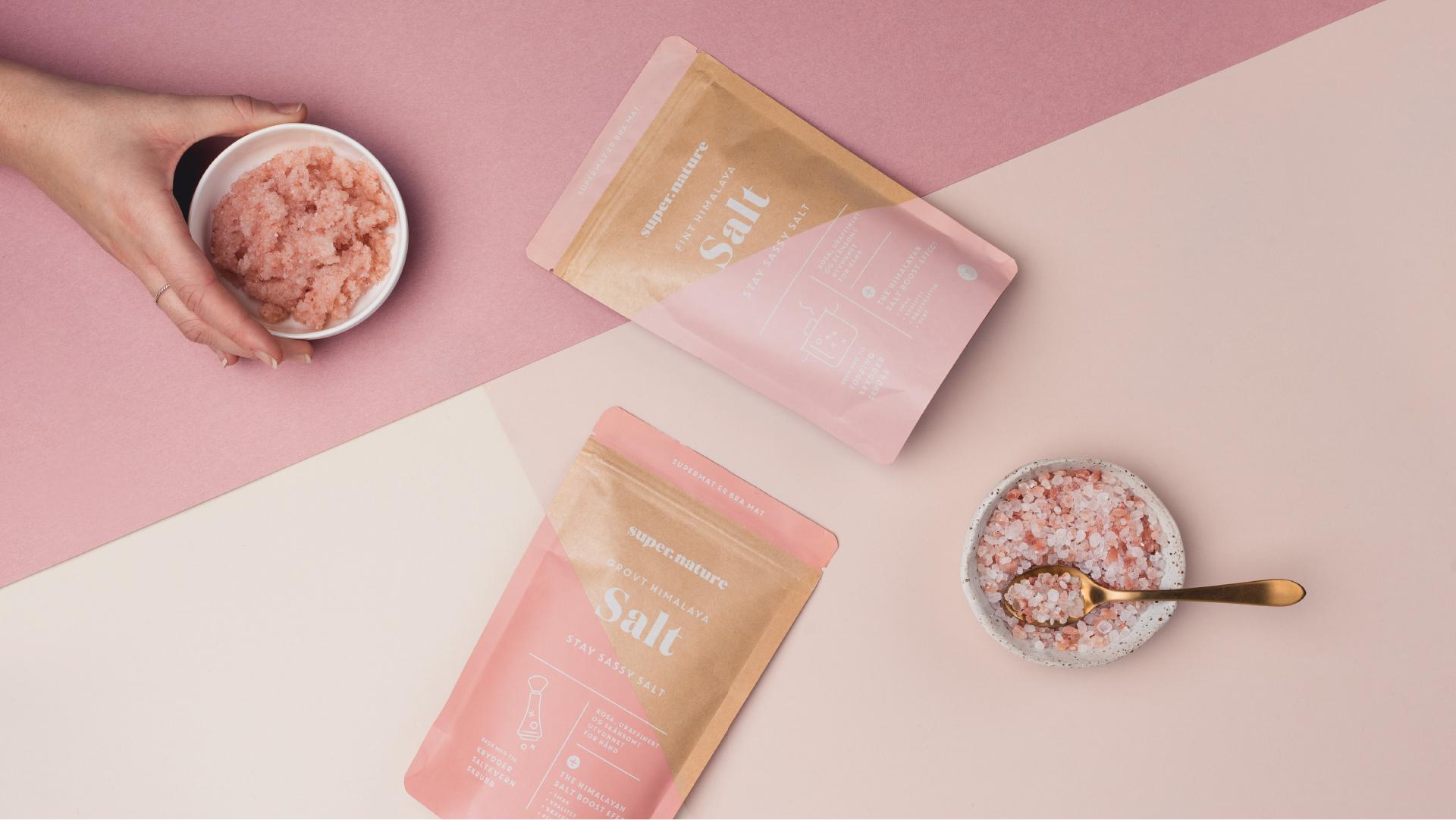 Packaging Design for Supernature / World Brand Design Society