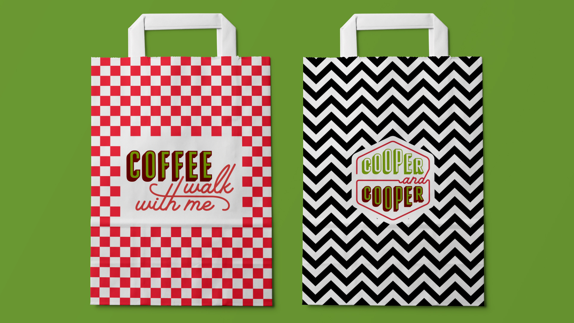 Cooper and Cooper Coffee and Twin Peaks / World Brand Design Society