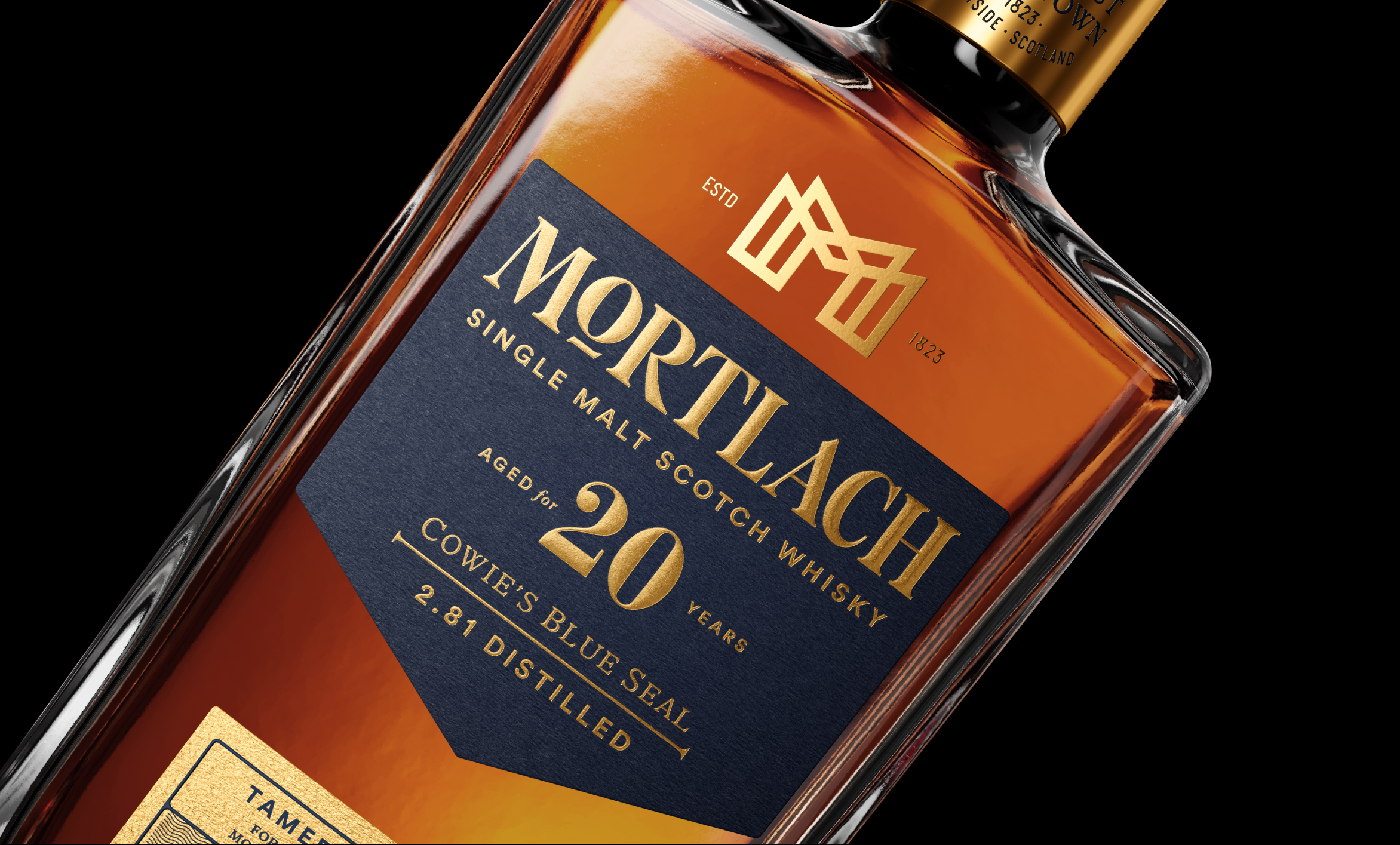 Mortlach Single Malt Scotch Whisky, Unleashing 'The Beast of Dufftown' / World Brand Design Society