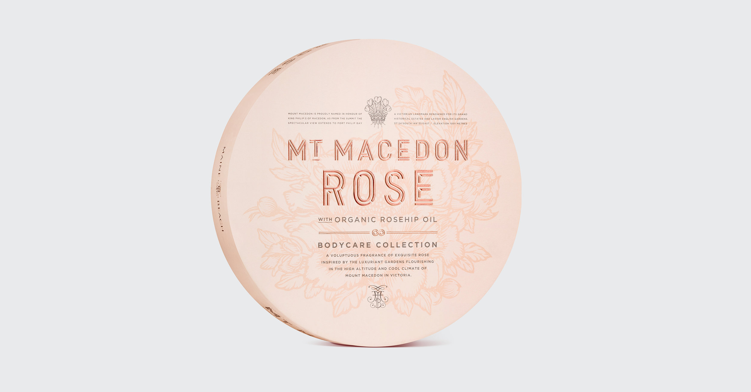 Mt Macedon Rose Bodycare / World Brand Design Society