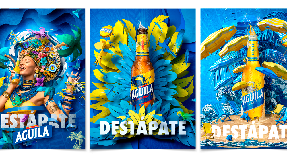 The Most Valuable Brand of Colombia Renews Image / World Brand Design Society