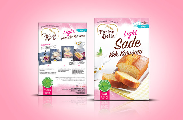 The New Light and Diabetic Product Lines by FARINA BELLA / World Brand Design Society