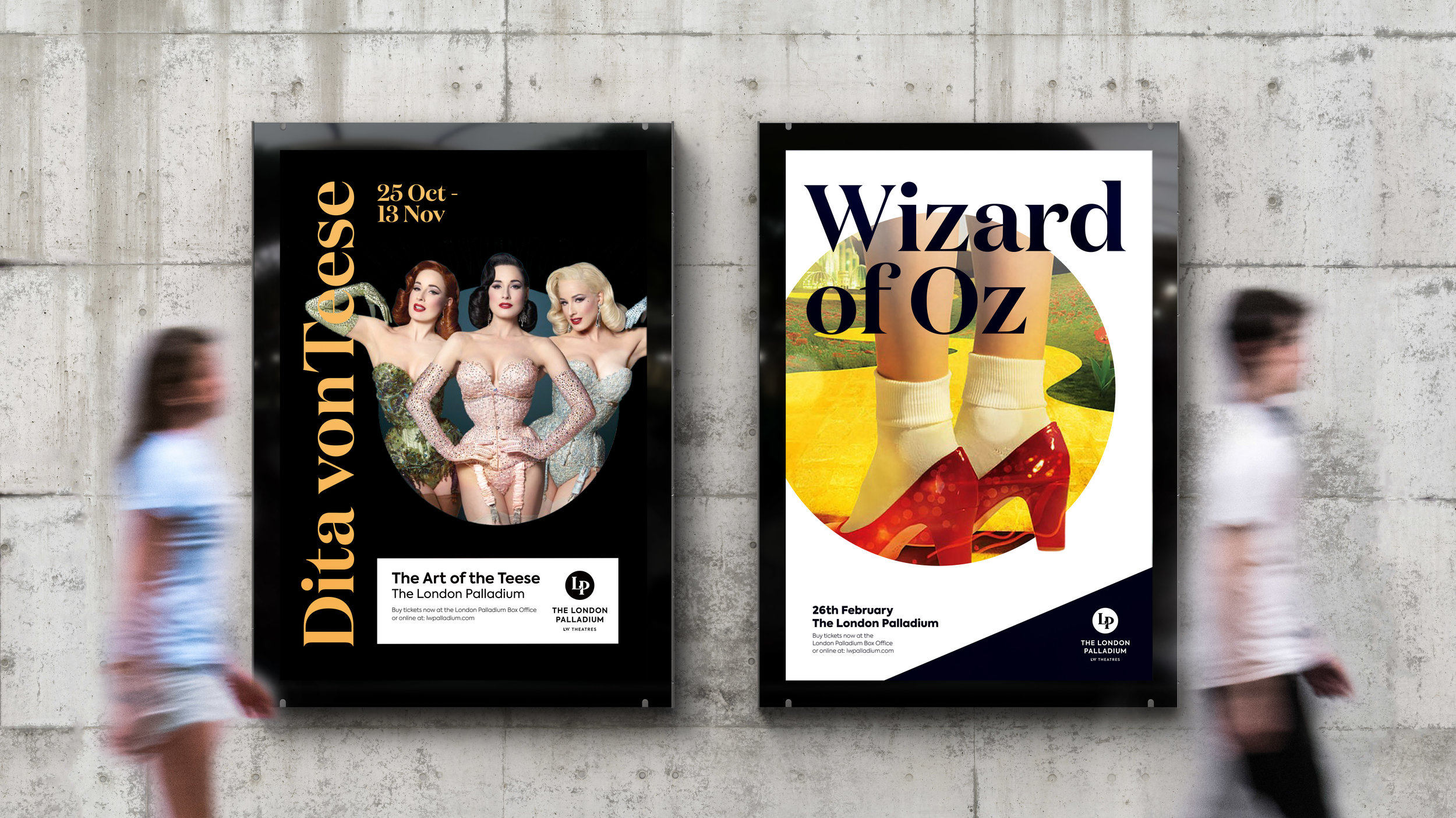 LW Theatres - Staging the Extraordinary / World Brand Design Society