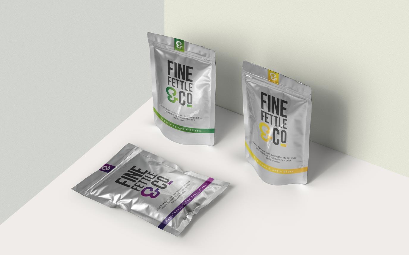 Healthy Branding Project for Fine Fettle & Co. / World Brand Design Society