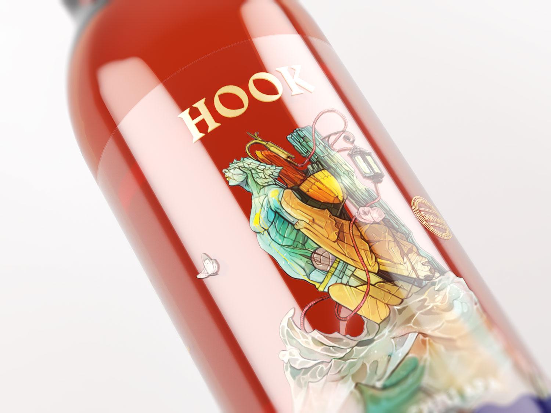 Monkfish Beer Label Design / World Brand Design Society